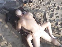Виеорепортаж о трахе нудистов со скрытой камеры