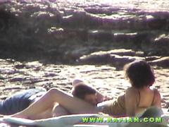 Летние приключения любителей секса в необычных местах