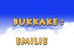 Emilie - Bukkake