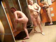В бане женского отделения